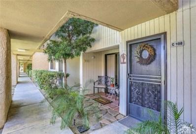 2800 Los Felices Circle UNIT 108, Palm Springs, CA 92262 - MLS#: 219024261DA