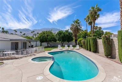 2210 Calle Papagayo, Palm Springs, CA 92262 - MLS#: 219024517DA