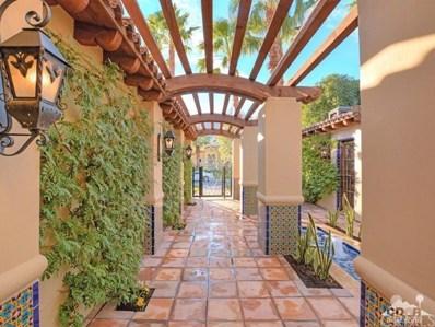 53496 Via Palacio, La Quinta, CA 92253 - MLS#: 219024619DA