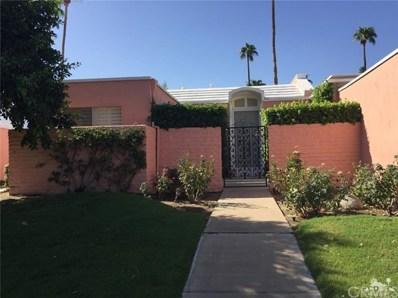 47085 Marrakesh Drive, Palm Desert, CA 92260 - MLS#: 219024645DA