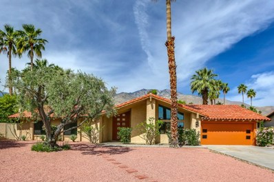 2325 El Chorro Way, Palm Springs, CA 92264 - MLS#: 219030317PS