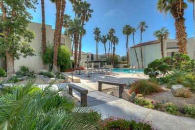 1500 Camino Real UNIT 107a, Palm Springs, CA 92264 - #: 219030453DA