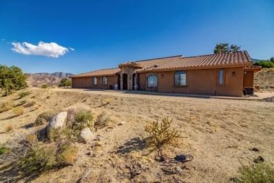 70580 Granite Trail, Mountain Center, CA 92561 - MLS#: 219030578DA