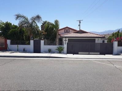66433 Estrella Ave Avenue, Desert Hot Springs, CA 92240 - MLS#: 219030658DA