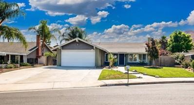 11564 Inglewood Court, Riverside, CA 92503 - MLS#: 219030678DA