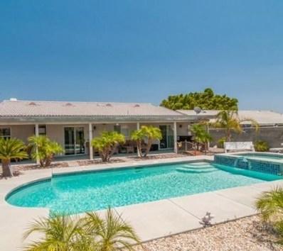 10501 San Miguel Road, Desert Hot Springs, CA 92240 - MLS#: 219030710DA
