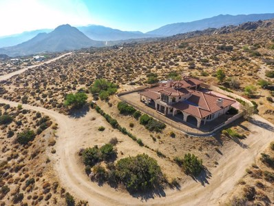 56375 Bighorn Drive, Mountain Center, CA 92561 - MLS#: 219030849PS