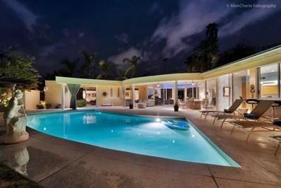 1075 Manzanita Avenue, Palm Springs, CA 92264 - MLS#: 219030944DA