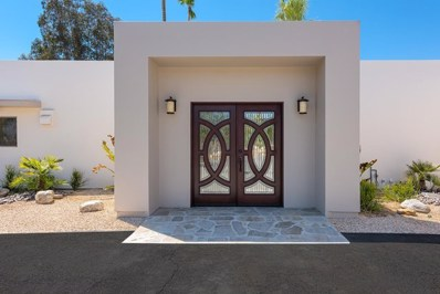 855 Panorama Road, Palm Springs, CA 92262 - #: 219031091PS