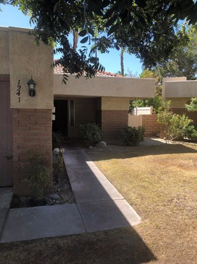 1241 Sunflower Circle S, Palm Springs, CA 92262 - MLS#: 219031190DA