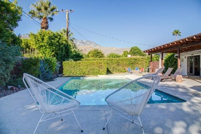 1525 Mel Avenue, Palm Springs, CA 92262 - MLS#: 219031255DA