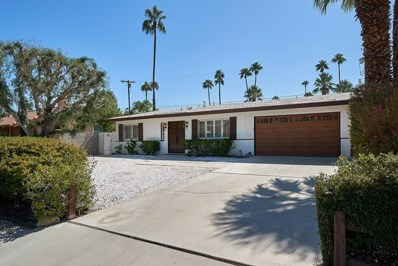1301 San Jacinto Way, Palm Springs, CA 92262 - MLS#: 219031299PS