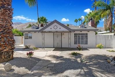 527 Paseo De Anza, Palm Springs, CA 92262 - MLS#: 219031359PS