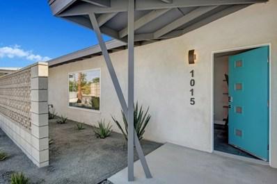 1015 Buena Vista Drive, Palm Springs, CA 92262 - #: 219031623DA