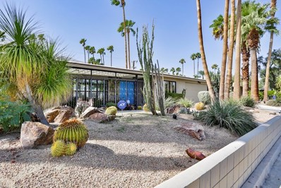 1545 Calle Rolph, Palm Springs, CA 92264 - MLS#: 219031666PS