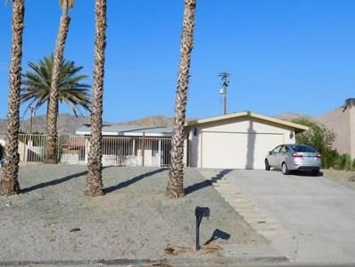 66594 Yucca Dr Drive, Desert Hot Springs, CA 92240 - MLS#: 219031868PS