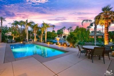 204 Crystal Bay Court, Rancho Mirage, CA 92270 - MLS#: 219031964DA