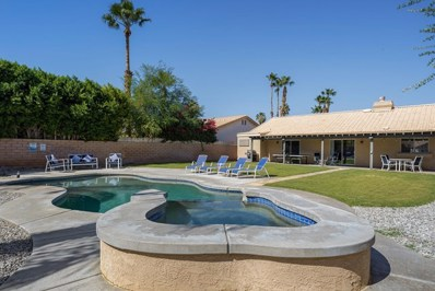 68215 Tachevah Drive, Cathedral City, CA 92234 - MLS#: 219032097PS