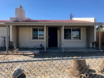 13225 Cuyamaca Drive, Desert Hot Springs, CA 92240 - MLS#: 219032232PS