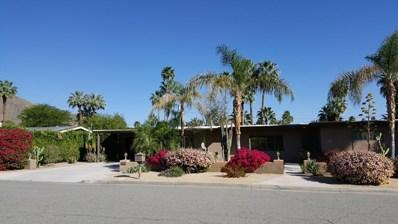 640 Ocotillo Avenue, Palm Springs, CA 92264 - MLS#: 219032235PS
