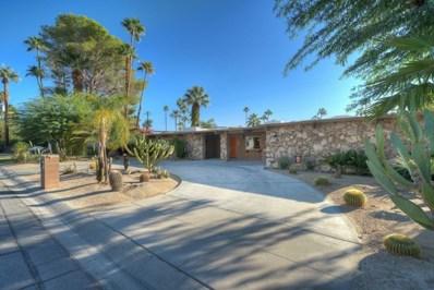 632 Beverly Drive, Palm Springs, CA 92264 - #: 219032254DA