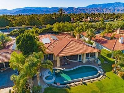146 Loch Lomond Road, Rancho Mirage, CA 92270 - MLS#: 219032500DA