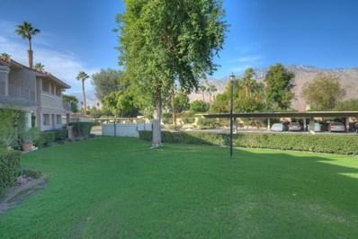 505 Farrell Drive UNIT J57, Palm Springs, CA 92264 - #: 219032876PS