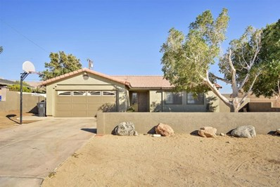 13160 Santa Ysabel Drive, Desert Hot Springs, CA 92240 - MLS#: 219032905DA