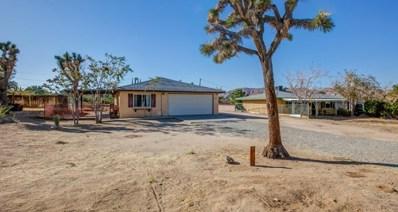 7562 Valley Vista Avenue, Yucca Valley, CA 92284 - MLS#: 219032942DA