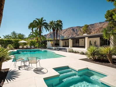 572 Santa Elena Road, Palm Springs, CA 92262 - #: 219033009PS