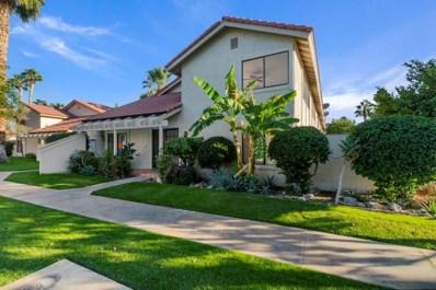 6105 Montecito Drive UNIT 1, Palm Springs, CA 92264 - MLS#: 219033073DA