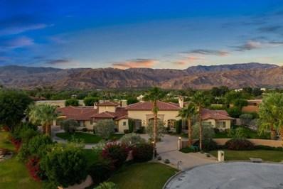 1 Beach Dunes Court, Rancho Mirage, CA 92270 - MLS#: 219033289DA