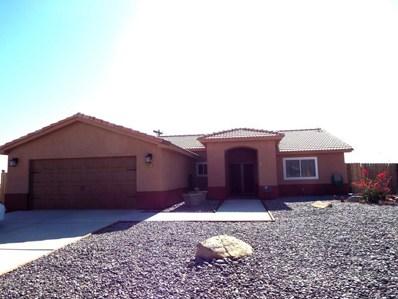 1317 Van Buren Avenue, Salton City, CA 92275 - MLS#: 219033453DA