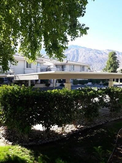 2001 Camino Parocela UNIT Q117, Palm Springs, CA 92264 - MLS#: 219033474PS