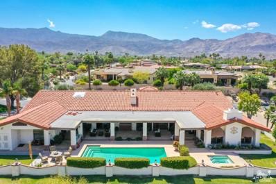 49180 Sunrose Lane, Palm Desert, CA 92260 - MLS#: 219033606DA