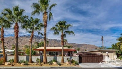 637 Calle Rolph, Palm Springs, CA 92262 - #: 219033773DA