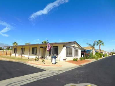 73450 Country Club Drive UNIT 322, Palm Desert, CA 92260 - MLS#: 219033881DA