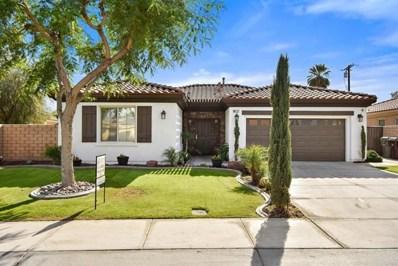 84137 Bella Roma Lane, Coachella, CA 92236 - MLS#: 219034108DA