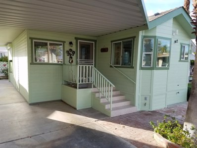 69801 Ramon Road UNIT 147, Cathedral City, CA 92234 - MLS#: 219034223PS