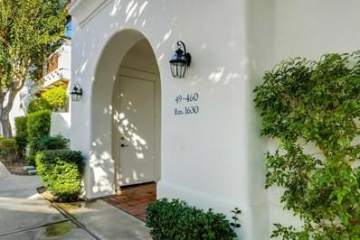 49460 Avenida Obregon, La Quinta, CA 92253 - MLS#: 219034611DA