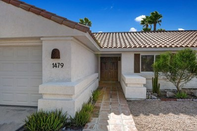 1479 Francis Drive, Palm Springs, CA 92262 - MLS#: 219034724PS