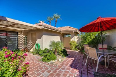 33 Verde Way, Palm Desert, CA 92260 - MLS#: 219034962DA