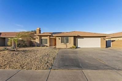 65914 Estrella Avenue, Desert Hot Springs, CA 92240 - MLS#: 219035538PS