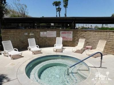 2820 Arcadia Court UNIT 102, Palm Springs, CA 92262 - #: 219035969DA