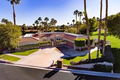 4 Boothill Circle, Rancho Mirage, CA 92270 - #: 219036027PS