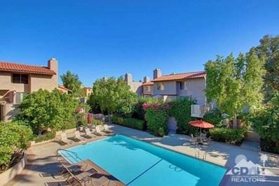 280 Avenida Caballeros UNIT 201, Palm Springs, CA 92262 - MLS#: 219036086DA