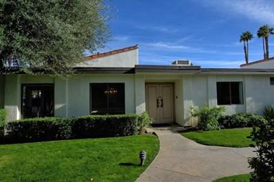 16 San Sebastian Drive, Rancho Mirage, CA 92270 - MLS#: 219036183PS