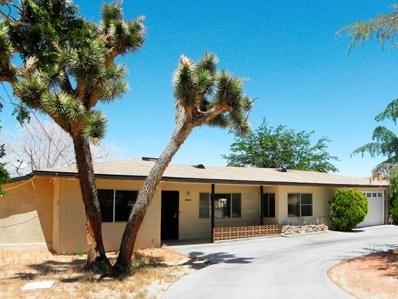 57676 Pueblo Trail, Yucca Valley, CA 92284 - MLS#: 219036305DA