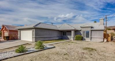 66378 San Marcus Road, Desert Hot Springs, CA 92240 - MLS#: 219036439PS