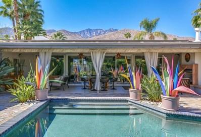 1324 Driftwood Drive, Palm Springs, CA 92264 - MLS#: 219036798DA